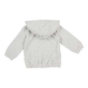 Baby cardigan Linescape