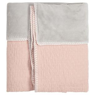 Bassinet blanket teddy Elba