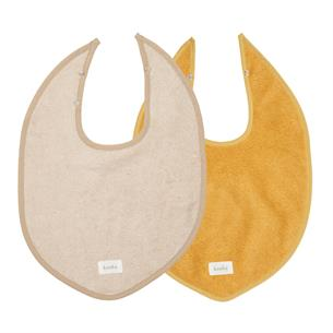 Bib Drop Dijon organic 2 pack