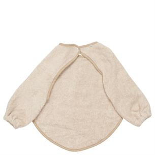 Bib with sleeve Dijon organic