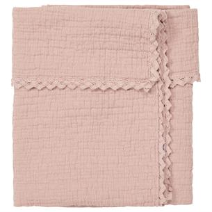 Cot blanket lace Elba