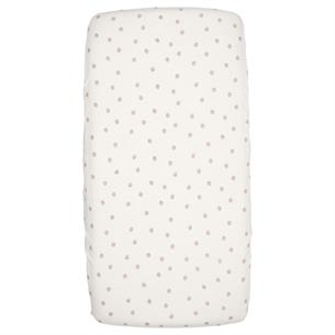 Cot fitted sheet Oaky